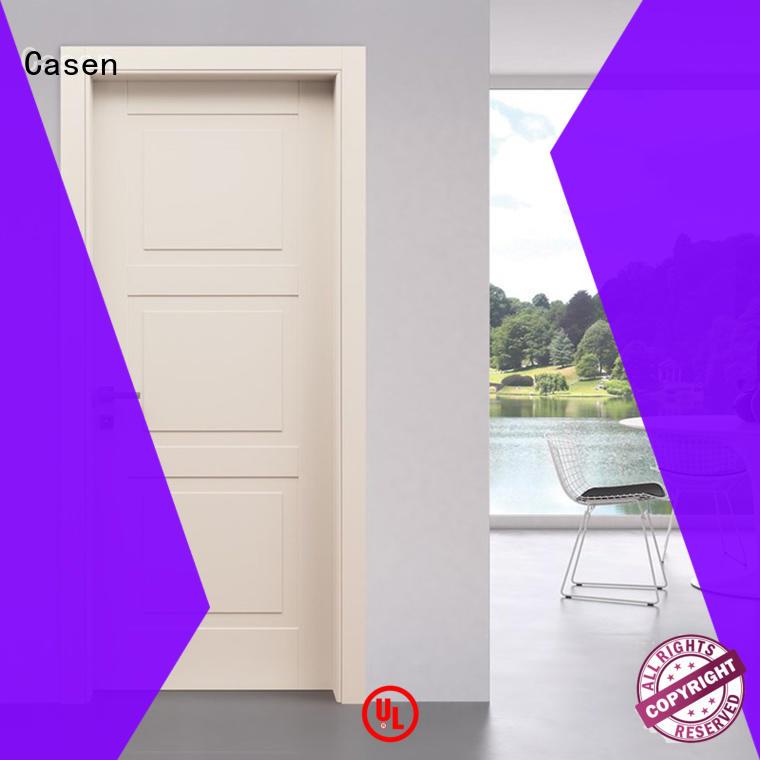 plain simple Casen Brand 4 panel doors