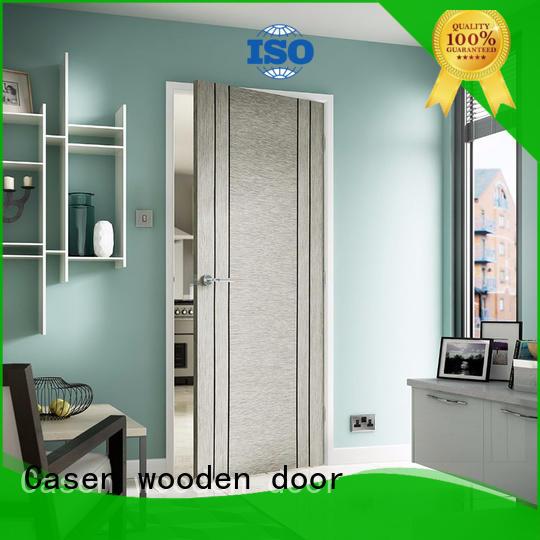Casen high-end solid wood door professional for bathroom
