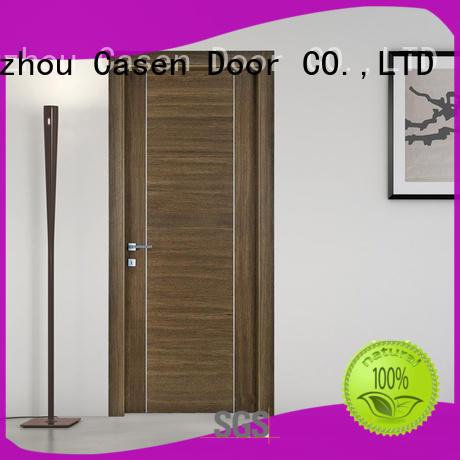 OBM white internal doors high-end for hotel