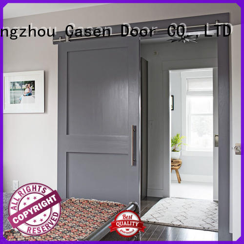 Casen custom made barn doors for homes space for bedroom