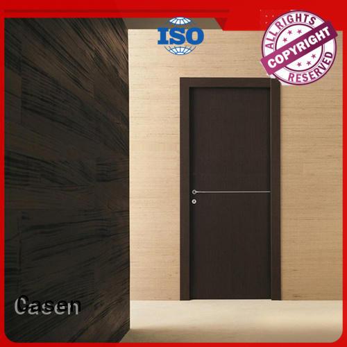 Casen Brand hotelclassic professional solid wood interior doors soundproof supplier