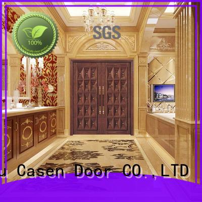 contemporary entry doors double Casen Brand contemporary front doors