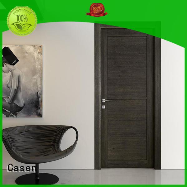 Casen light color modern composite doors gray