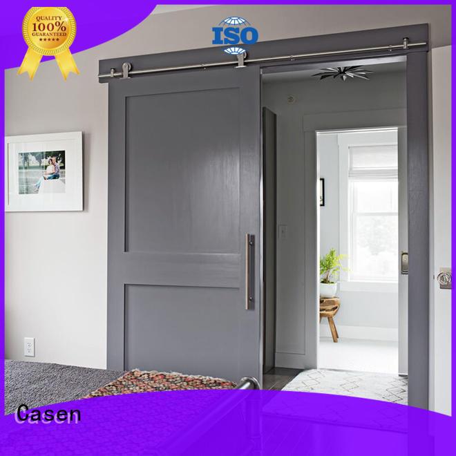 Quality Casen Brand mdf barn door doors