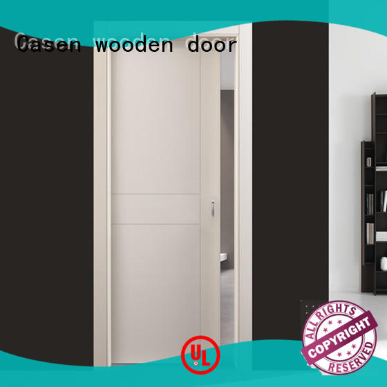 Casen chic wooden front doors for sale at discount for kitchen