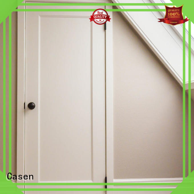 Casen Brand simple room mdf doors manufacture