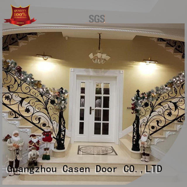 solid wood contemporary entry doors double carved for shop