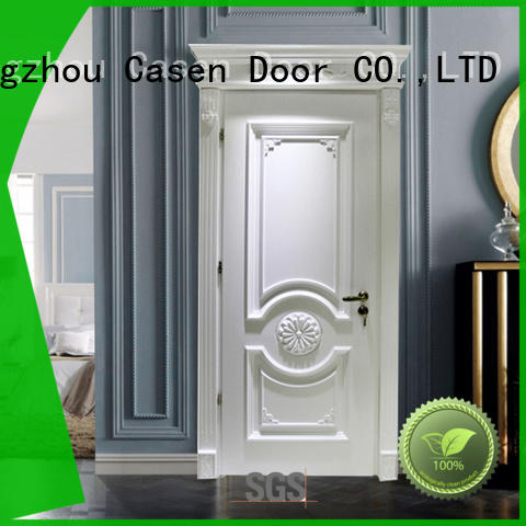 luxury doors inside Casen Brand fancy doors