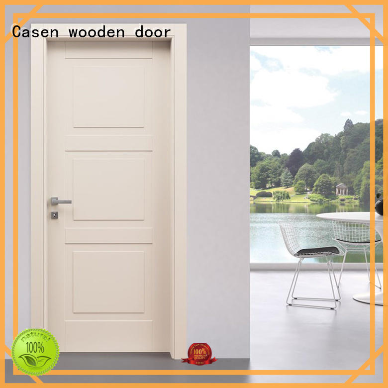 Casen high quality composite door simple style for washroom