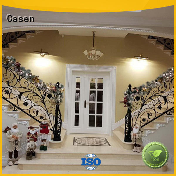 Wholesale style fashion contemporary front doors Casen Brand