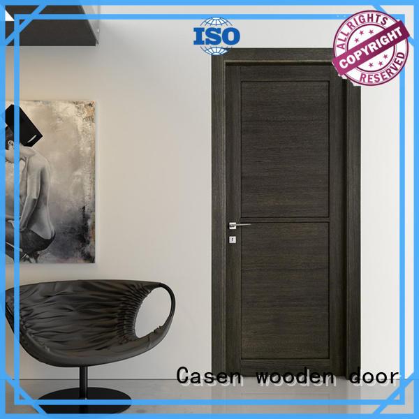 wooden modern composite doors flat Casen