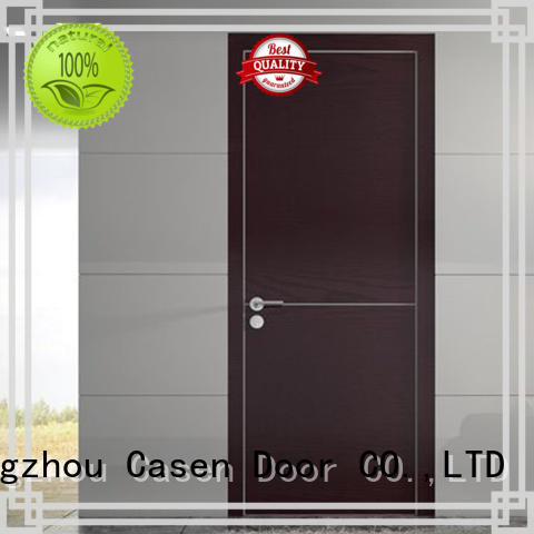 Casen high quality interior wood doors at discount for living room