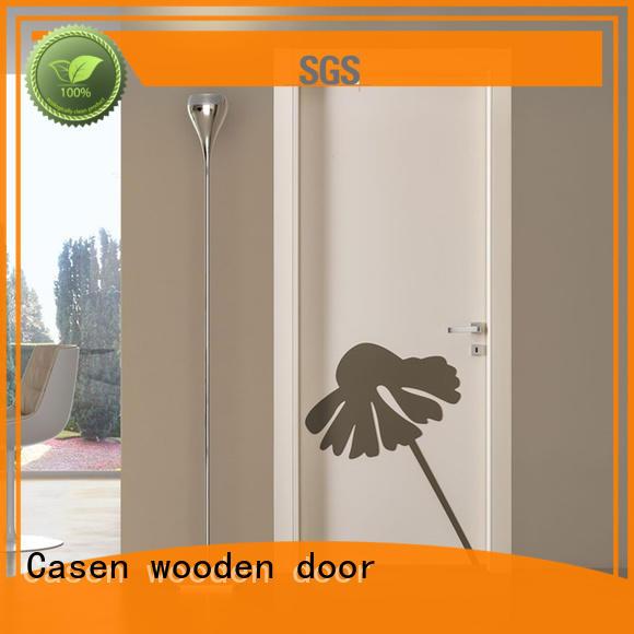 Custom future door hdf doors Casen fashion