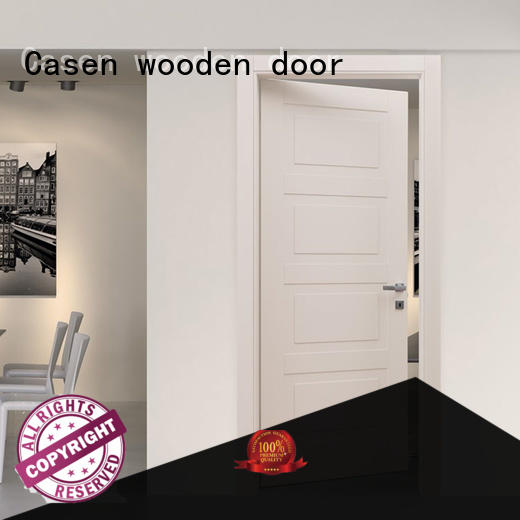 style simple best composite doors white flat Casen Brand