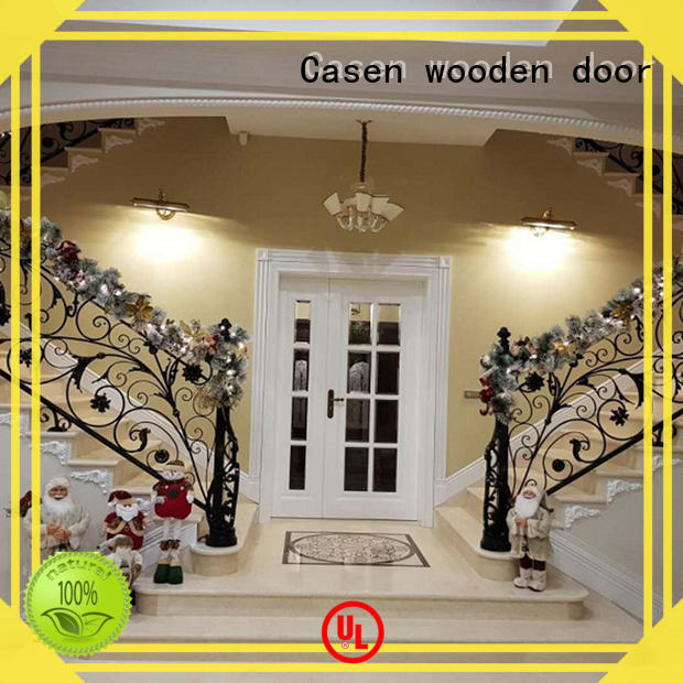 luxury design glass front doors front for house Casen