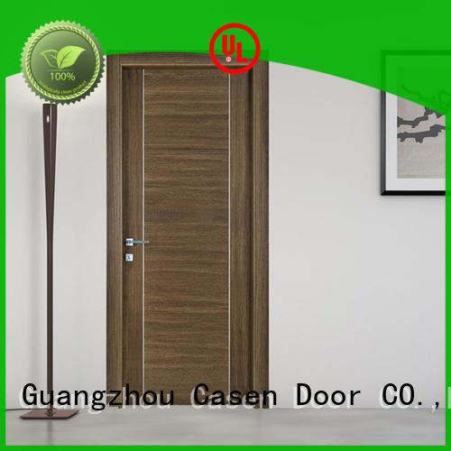 aluminium white internal doors high-end for store