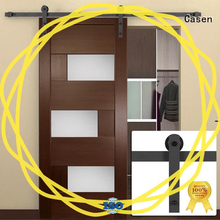 Casen bespoke modern barn doors space for bathroom