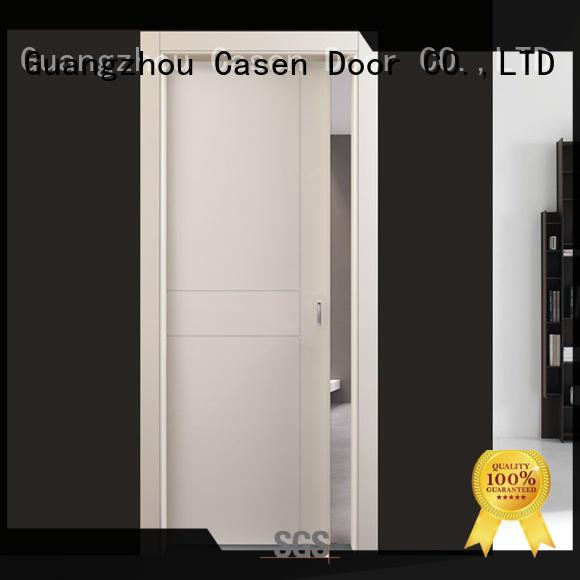 Casen Brand design modern doors white factory