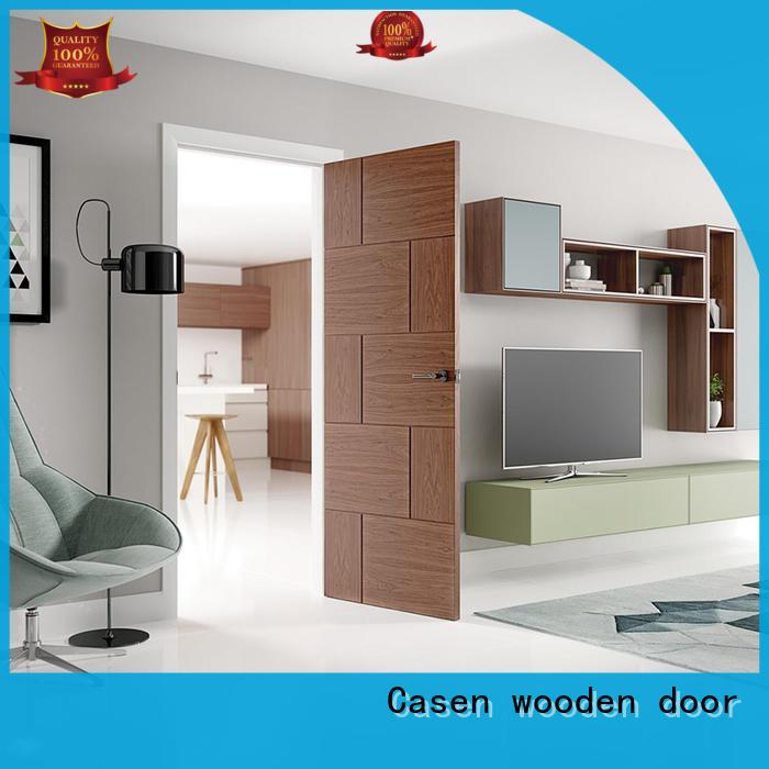modern design hardwood doors luxury for hotel