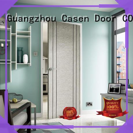 Hot solid wood interior doors solid Casen Brand