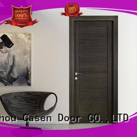 easy gray light OEM 4 panel doors Casen