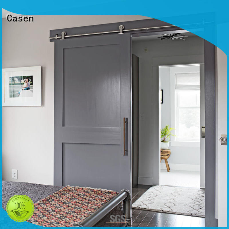 Casen interior sliding doors space for bathroom