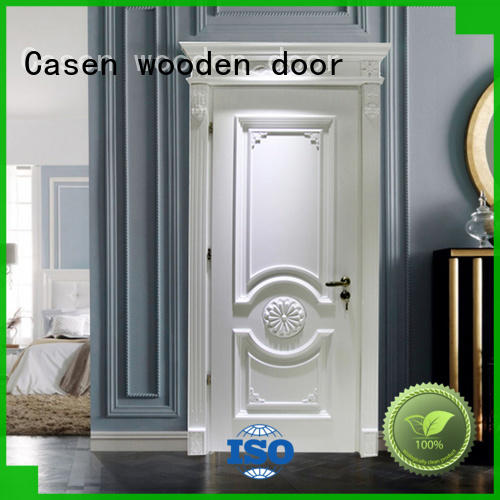 Casen wooden internal glazed doors easy for living room