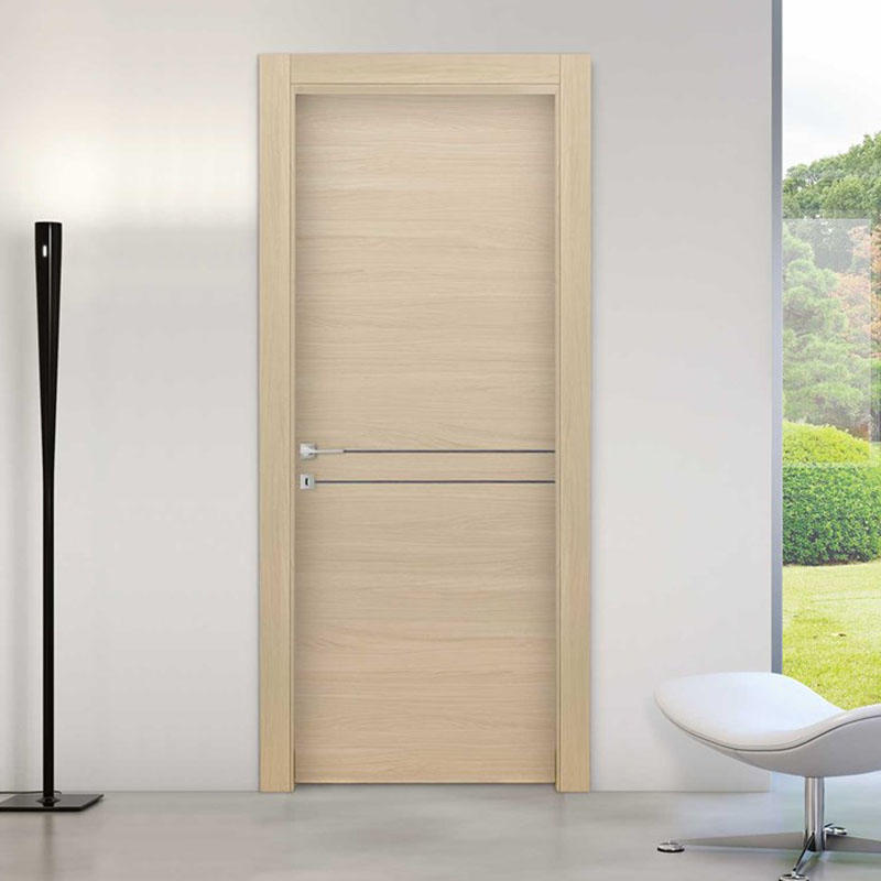 Modern design popular in Europe interior door for hotel classic wooden door JS-5005 A-3