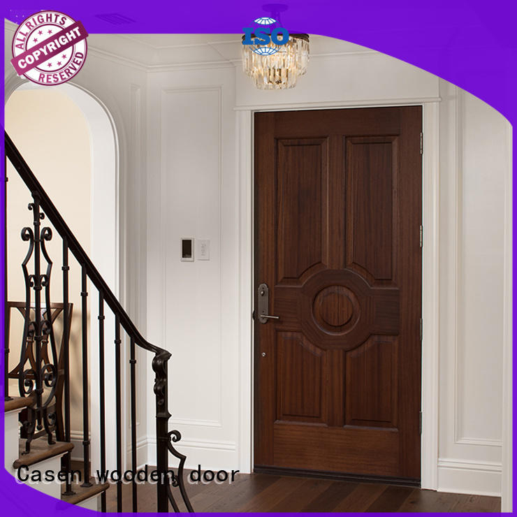 Wholesale color mdf doors Casen Brand
