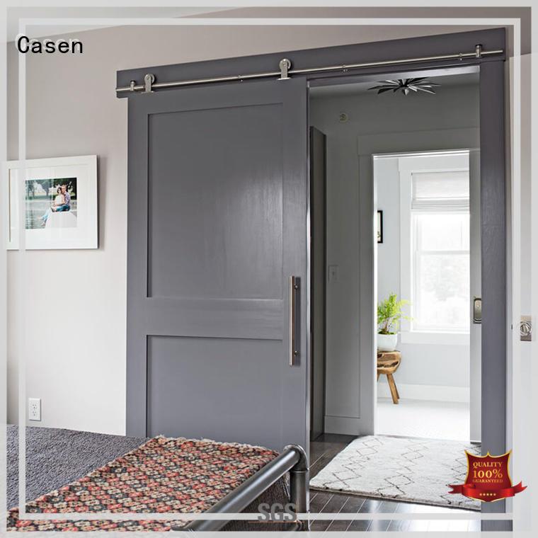 special flat space mdf barn door Casen Brand