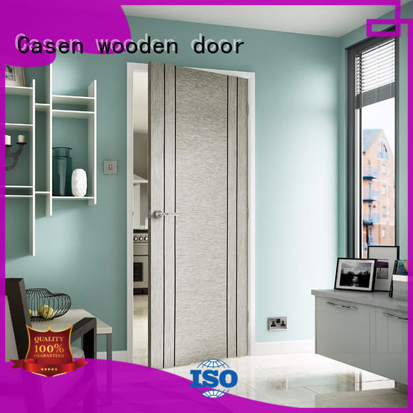 Quality Casen Brand wood soundproof soundproof door