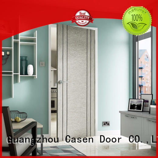wooden doors for sale high quality for shop Casen