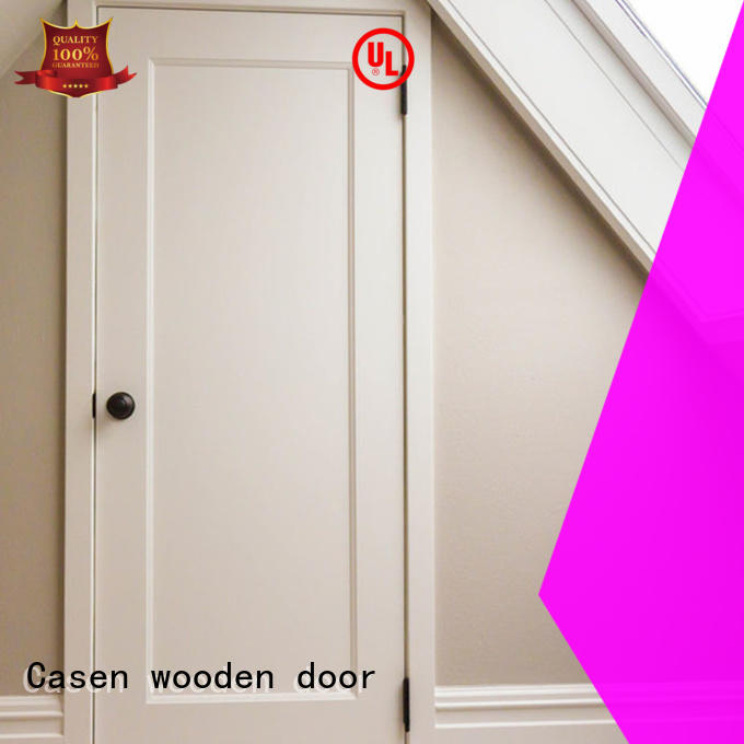 Casen simple design solid mdf doors cheapest factory price for decoration