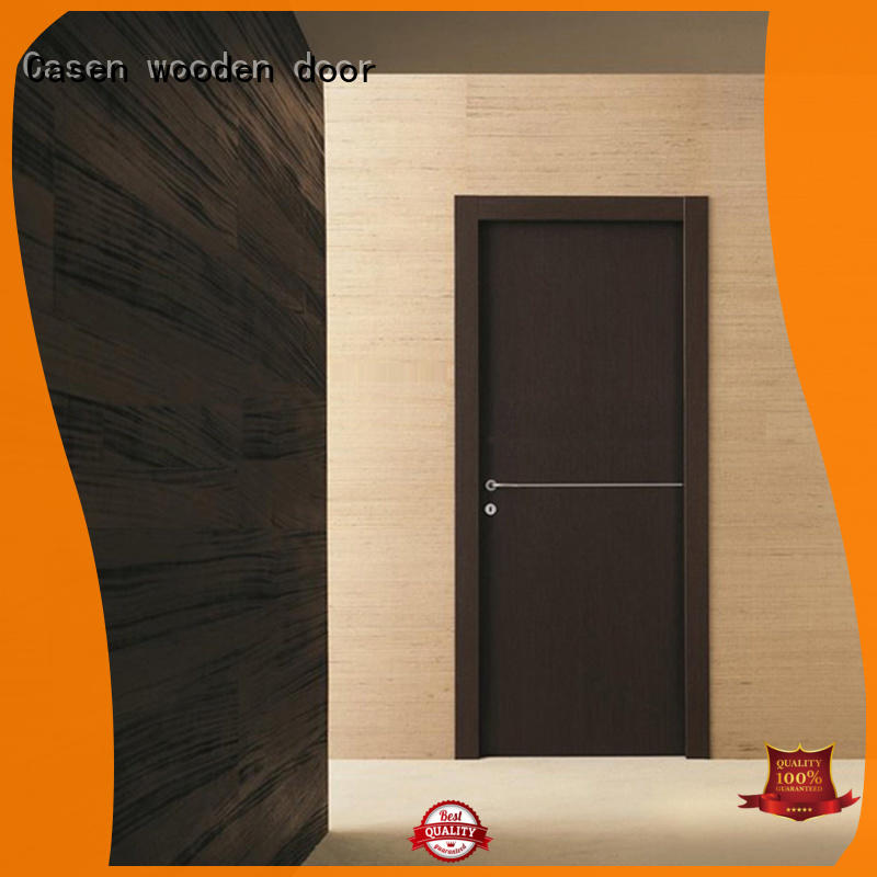 Casen popular soundproof door high quality for washroom