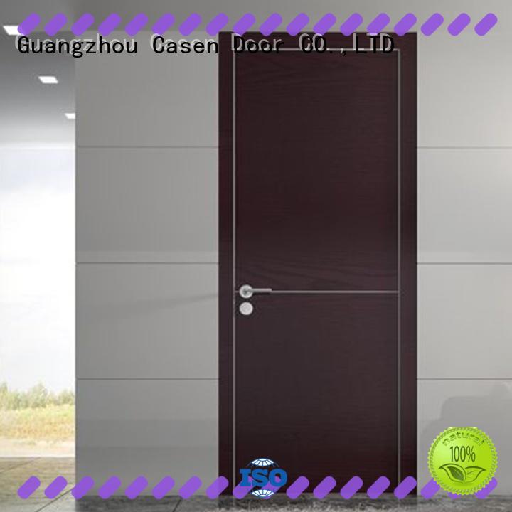 elegant simple door cheapest factory price for store Casen