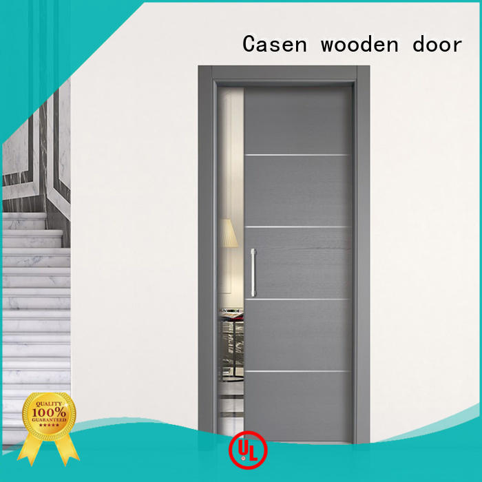 glass classic modern Casen Brand bathroom door price factory