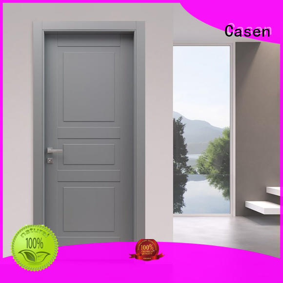 high quality 4 panel doors simple style for bathroom