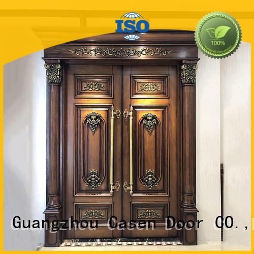 Casen Brand iron contemporary entry doors edge supplier