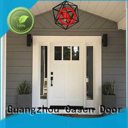 style gray front white hdf doors Casen