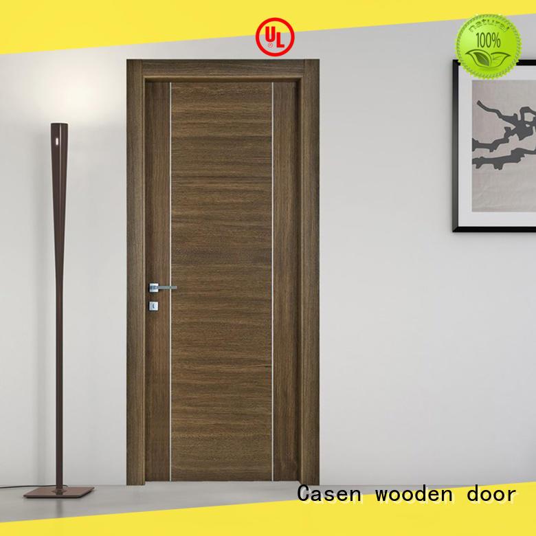 Casen chic wooden door for store