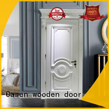 Casen modern solid wood interior doors modern for living room
