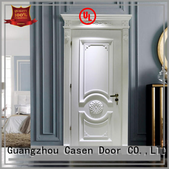 white colorwooden door american fashion for kitchen