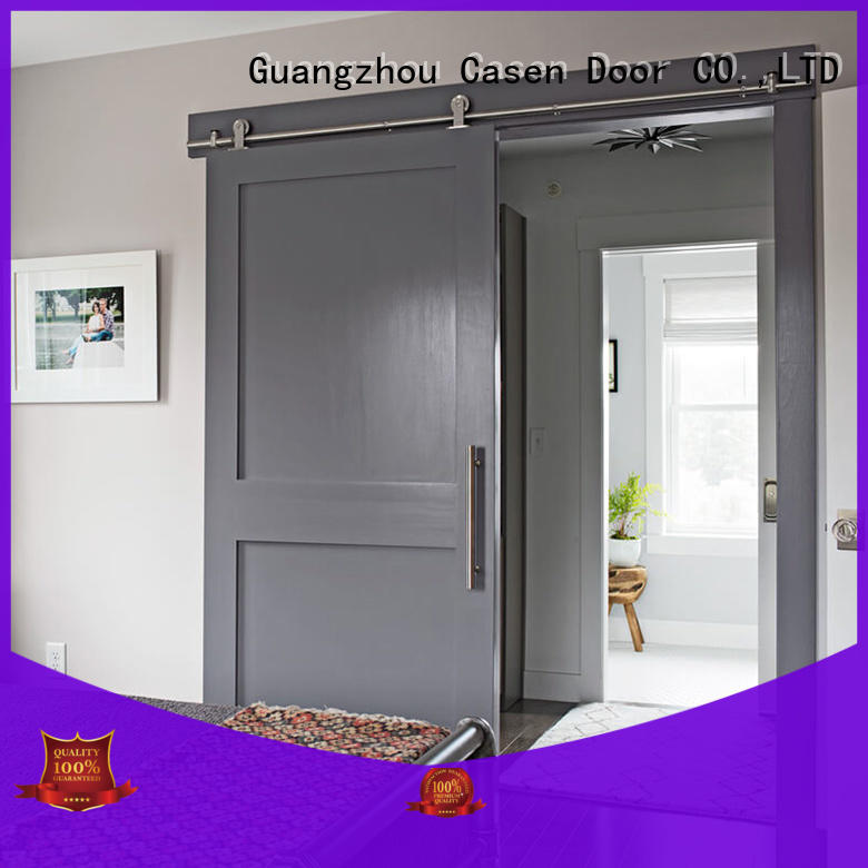 Casen chic interior barn doors high quality for store
