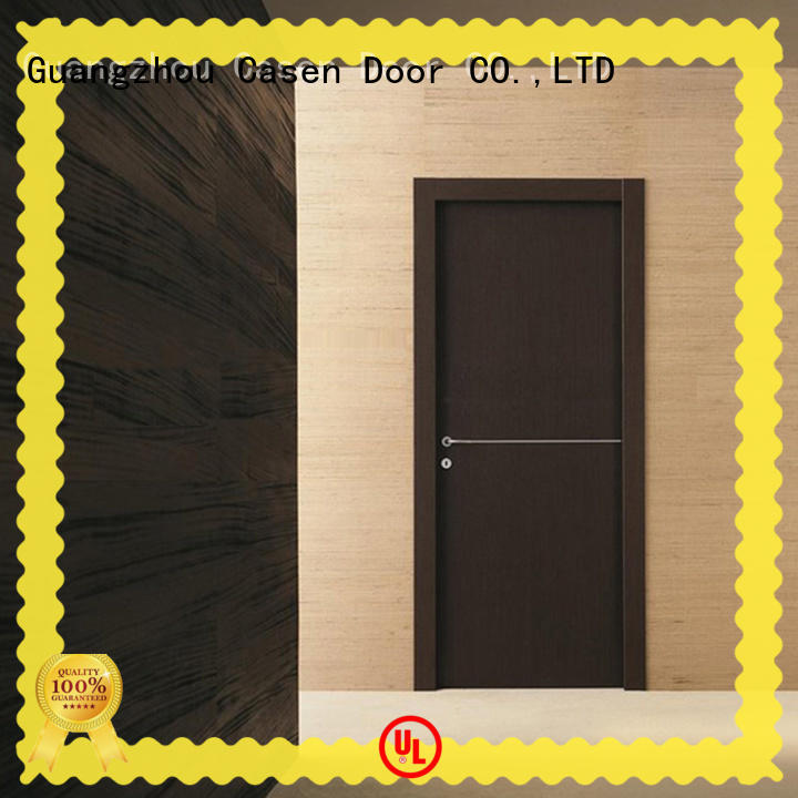 Casen high quality interior wood doors simple for shop