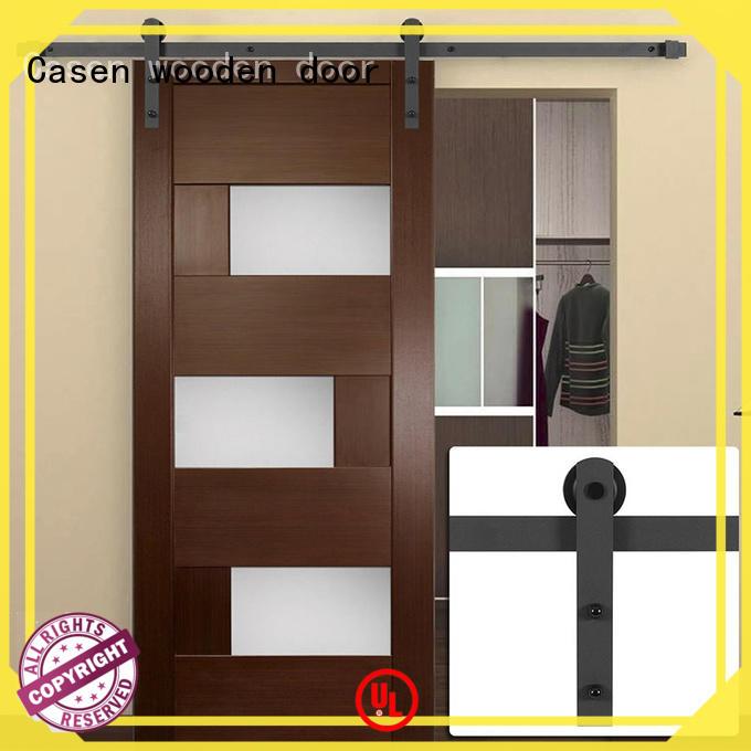 glass internal sliding doors OEM for bedroom Casen