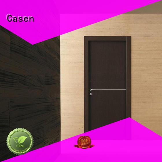 Casen Brand hotel soundproof stainless popular soundproof door