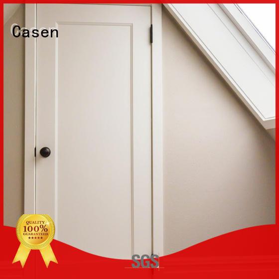 Casen solid mdf doors easy installation for room
