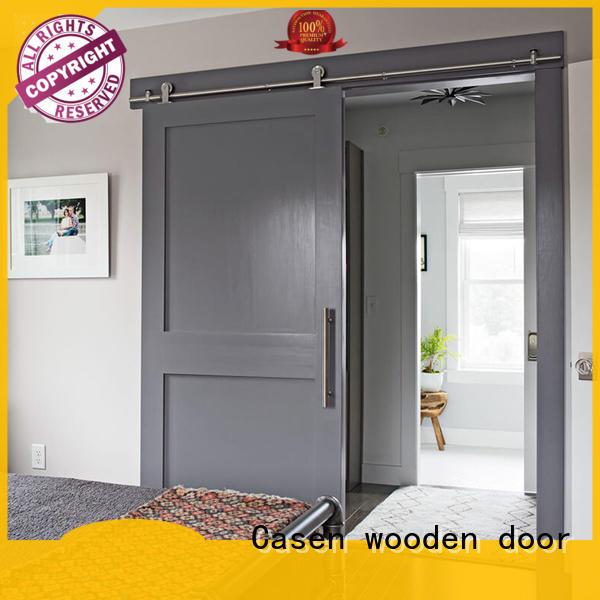 Custom special doors internal sliding doors Casen glass