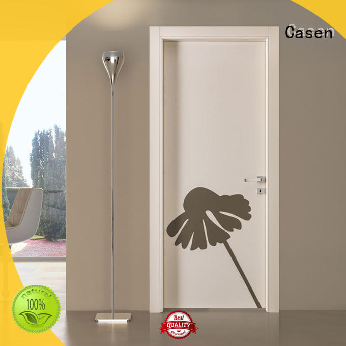 Casen high-end contemporary internal doors new arrival for washroom