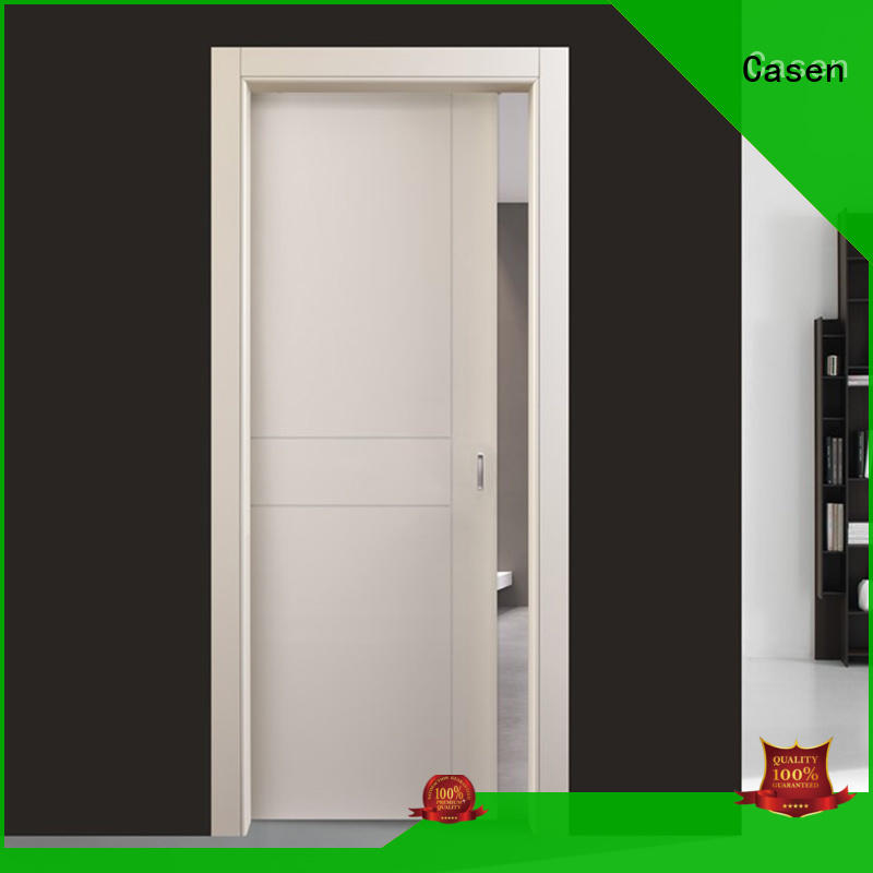 Casen high quality modern doors cheapest factory price for bathroom